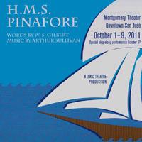 HMS Pinafore logo